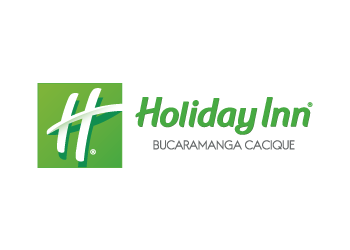 Logo Holiday inn bucaramanga cacique
