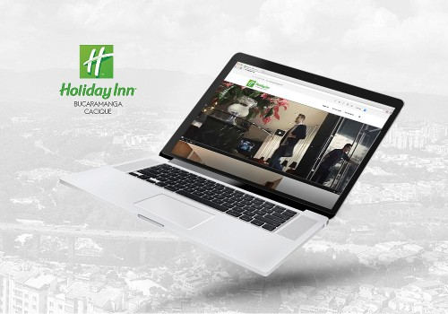 web holiday inn cacique bucaramanga