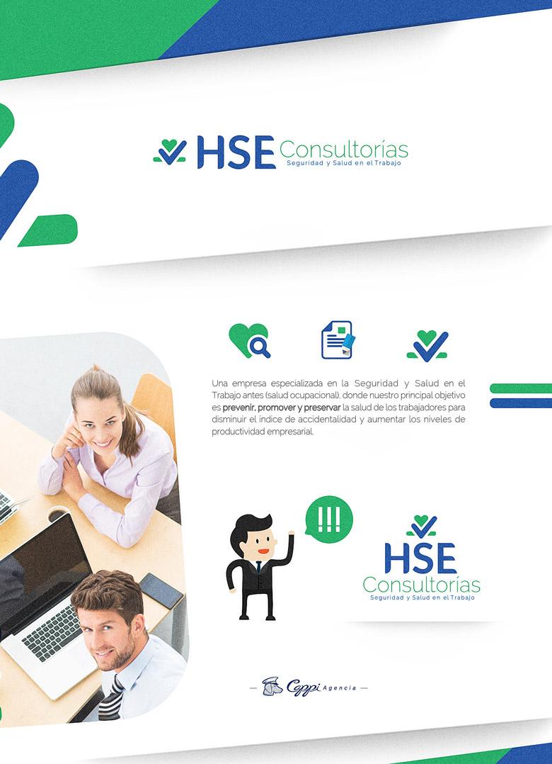 identidad corporativa HSE